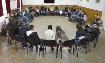 Non-formal lessons in Romania