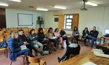 Training activity with epamac teachers